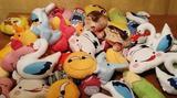 мягкие игрушки оптом, миксы игрушек для хватайки